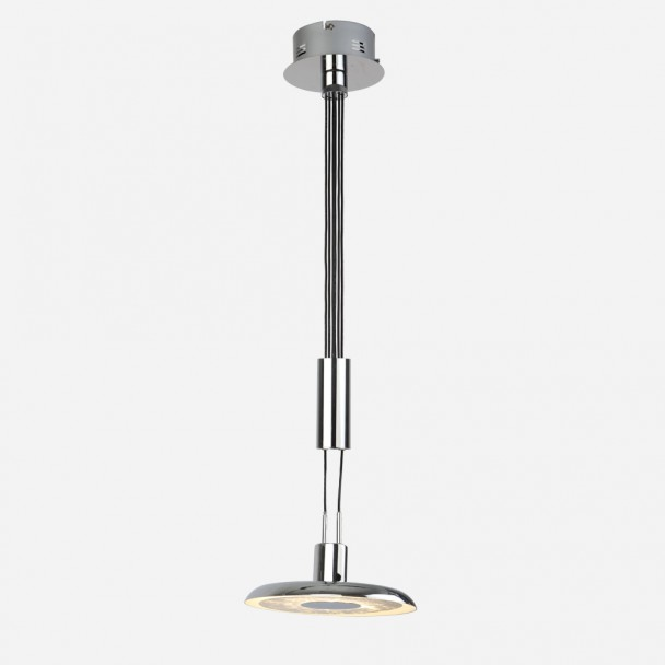 Suspension disque industrielle LED - Yukon