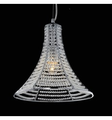 Suspension design cristal Dema