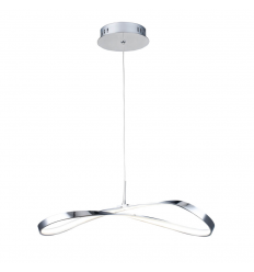 Suspension design LED ruban infini - Acht