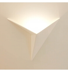 Applique murale LED ultra design London - Blanc