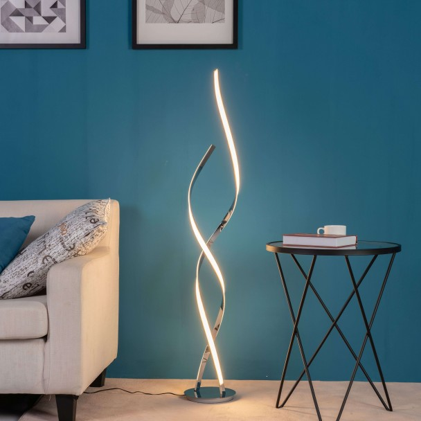 Lampadaire LED Ultra Design - 126 cm Cascada