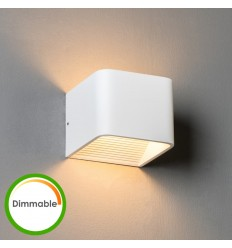 Applique murale LED  - Quadra 10 cm
