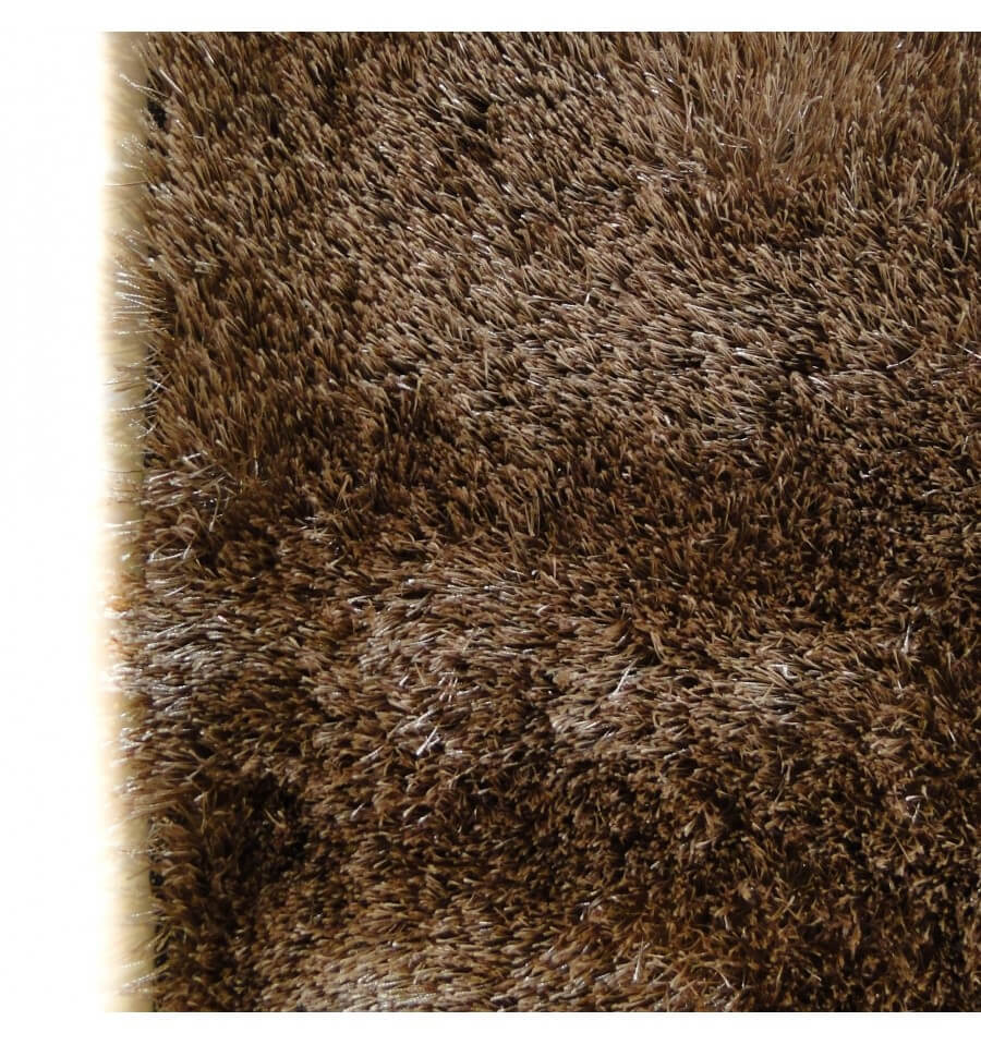 tapis shaggy ou descente de lit design helsinki taupe. Black Bedroom Furniture Sets. Home Design Ideas