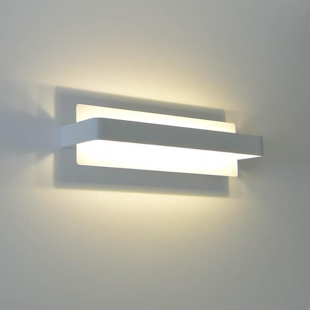 Applique led design ada kosilum - Applique murale blanche ...