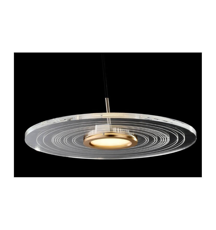 Suspension design led accueil design et mobilier for Suspension led cuisine design