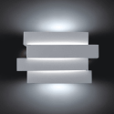 Applique LED moderne design Scala 6x1W