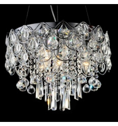 Suspension prestige en cristal Diana