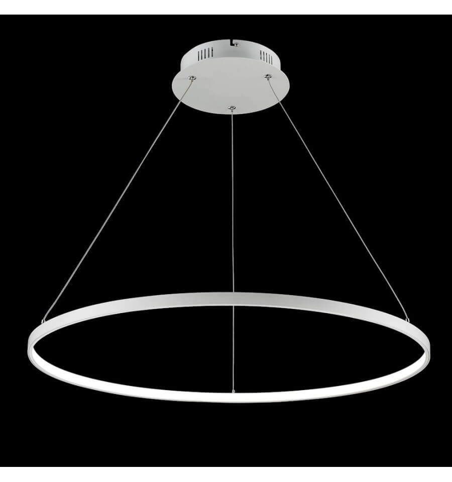 Lustre led design uccello kosilum for Suspension design pour salon
