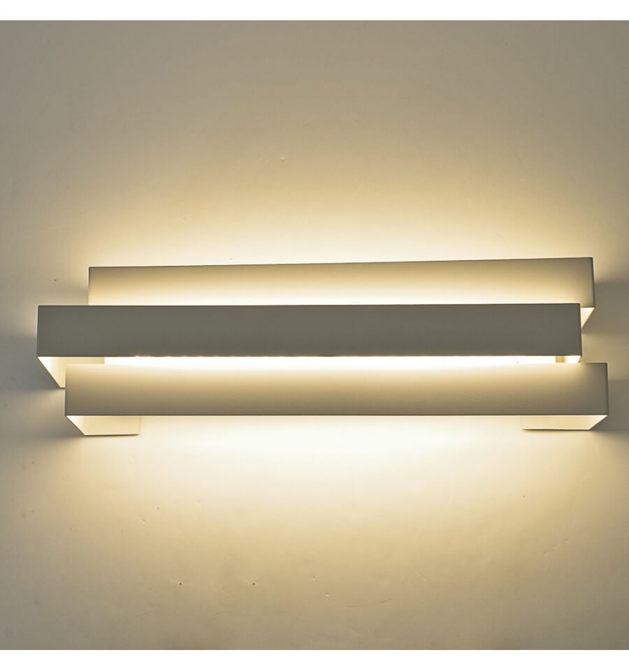 Applique Led Moderne Design Scala 6x1w Pictures to pin on Pinterest