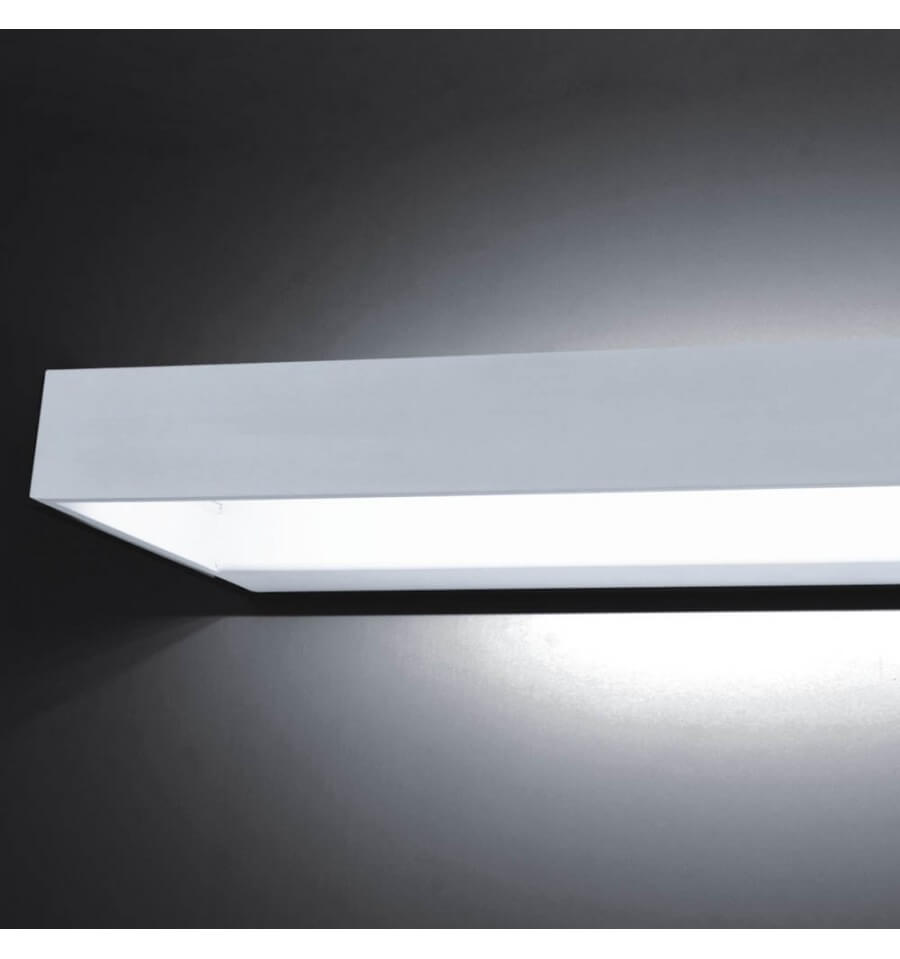 Applique Led Rectangle12w Cm Recto Murale 40 4LqARj53