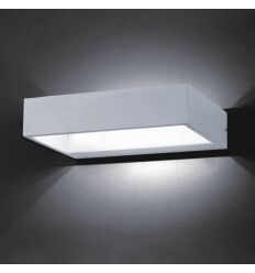 Applique murale LED design Recto 6W - 20 cm