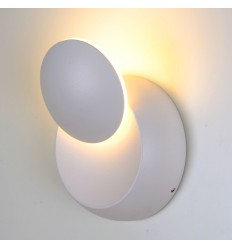 Applique LED Contemporaine - Shadow Blanche