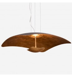 Suspension Design contemporain LED - Noire Estrella