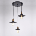 Suspension Loft Vintage - Triple Scopa