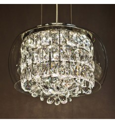 Suspension prestige cristal LED - Fortuna