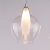 Suspension 3 lampes verre design