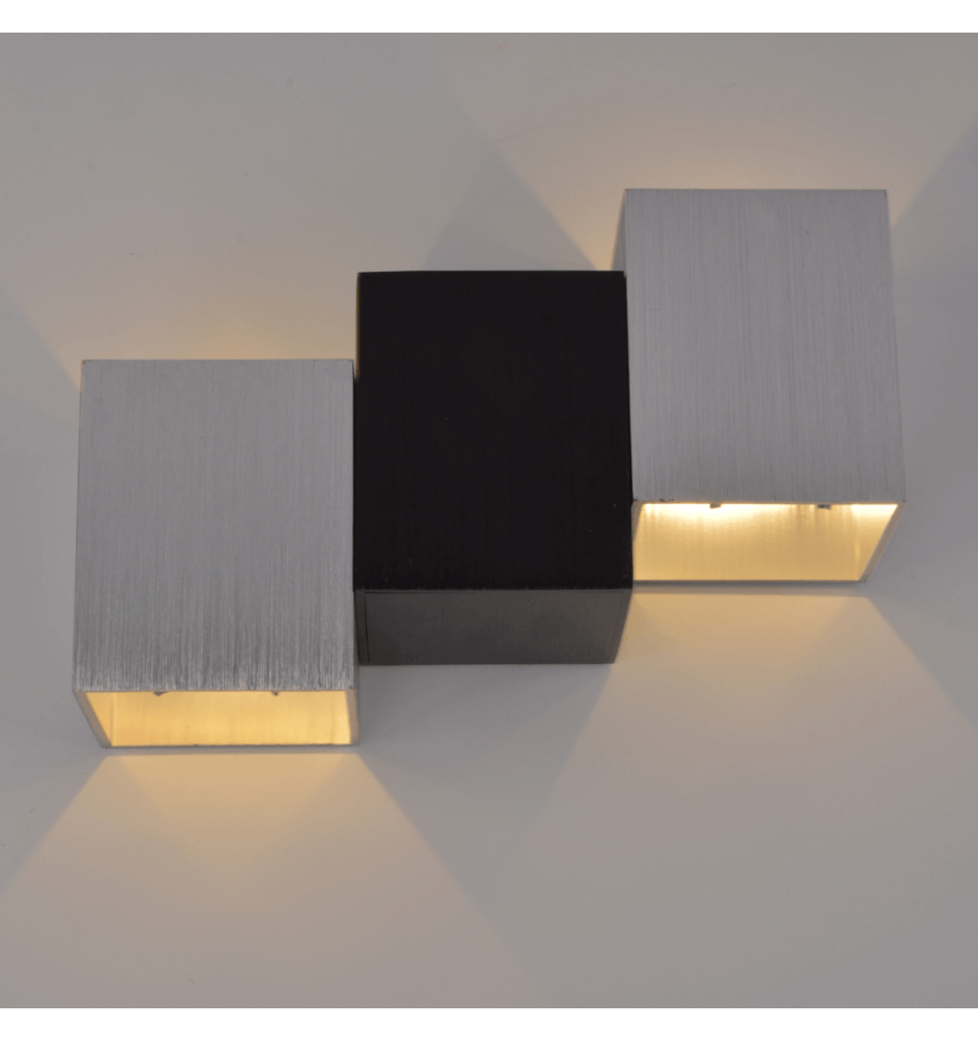 ultra modern wall lights. Black Bedroom Furniture Sets. Home Design Ideas