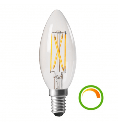 Ampoule économioque à filament LED
