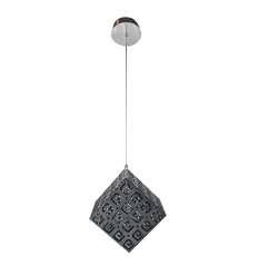Suspension contemporaine noire - Collection Belfast