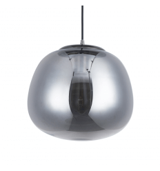Suspension industrielle luminaire style r tro vintage for Suspension boule noire