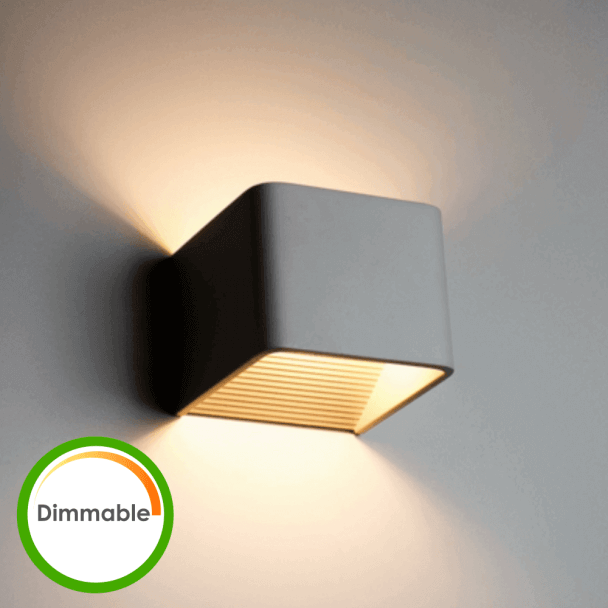 luminaire led dimmable | lampe led dimmable - quadra 10cm