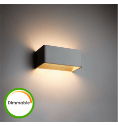 Applique LED dimmable - Quadra