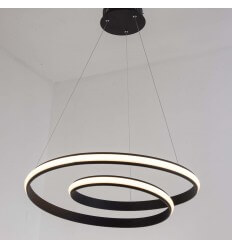 Suspension ruban LED design - Keane