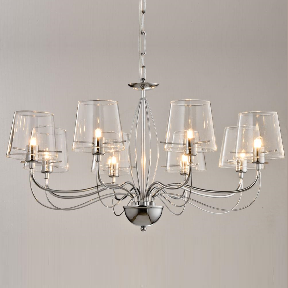 Lustre moderne un luminaire chic grand public enfin disponible - Grand lustre industriel ...