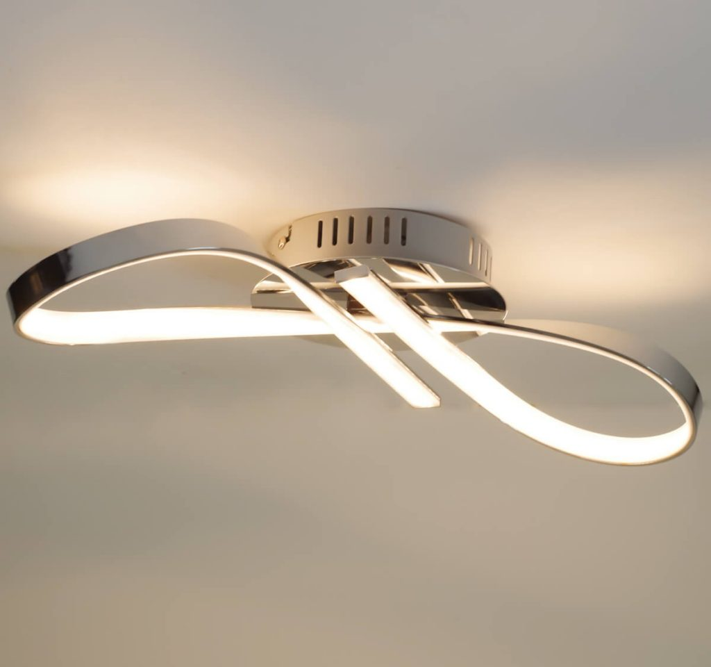 Quelles diff rences entre lustre suspension et plafonnier - Plafonnier design led ...