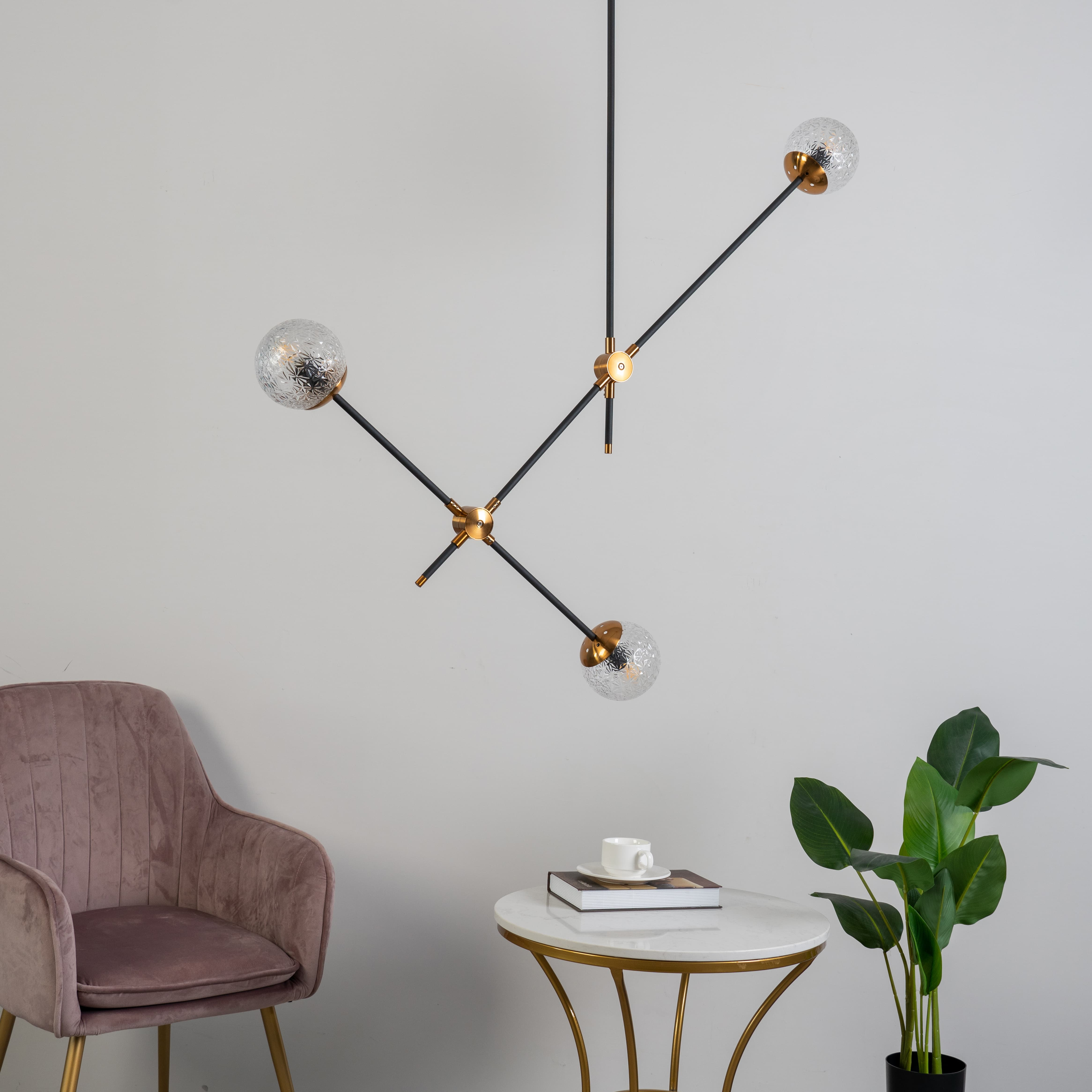 Suspension Yoni Design
