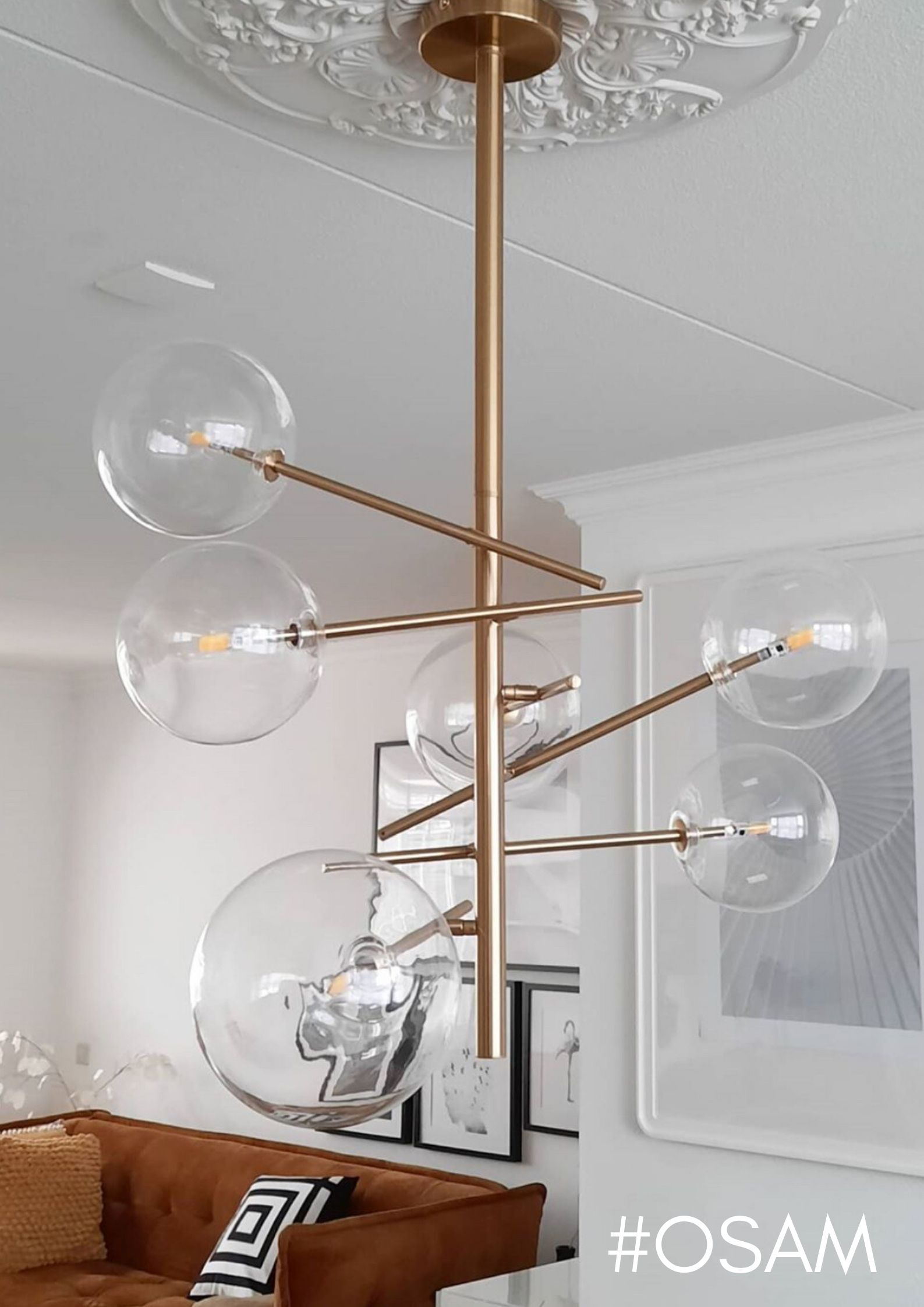 SUSPENSION DESIGN À SPHÈRES MULTIPLES - OSAM
